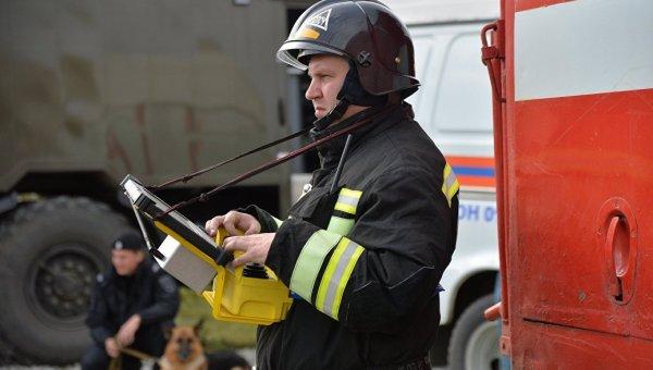 В Москве ликвидировали пожар на территории бывшего завода «Молния»