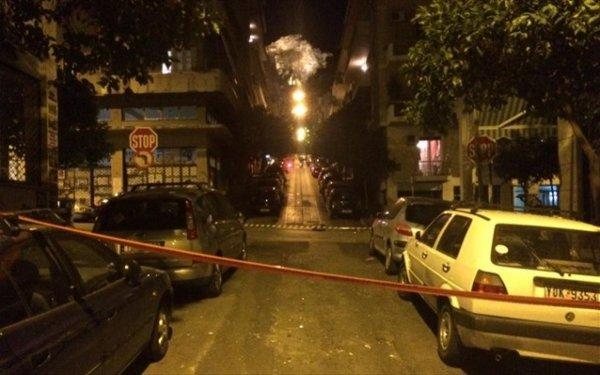 У входа в здание апелляционного суда Афин прогремел взрыв