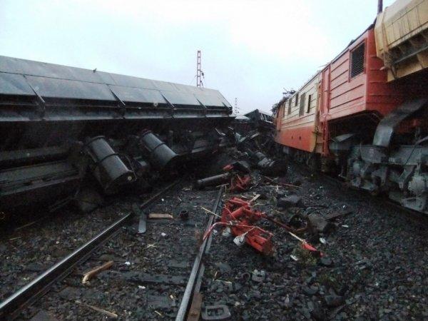 В Австрии, при столкновении поездов, пострадало 20 человек