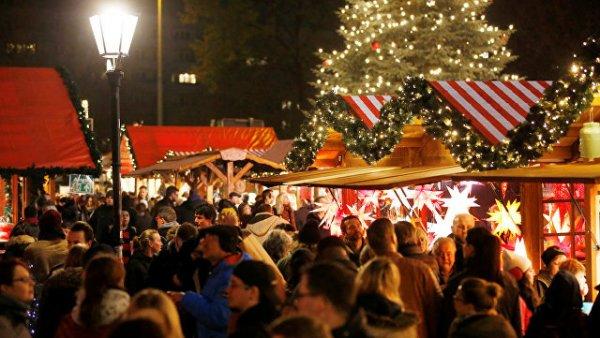 В Бонне эвакуировали рождественскую ярмарку