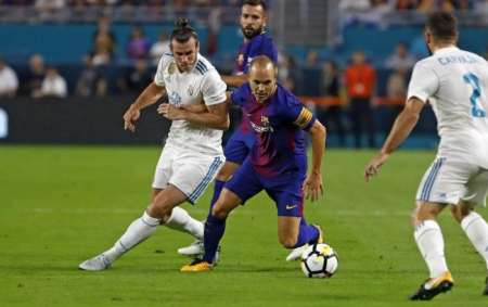 «Барселона» разгромила «Реал» в матче 17-го тура чемпионата Испании 23 декабря со счетом 3:0. ВИДЕО