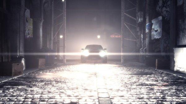 В Барнауле «автомобиль-призрак» едва не стал причиной аварии