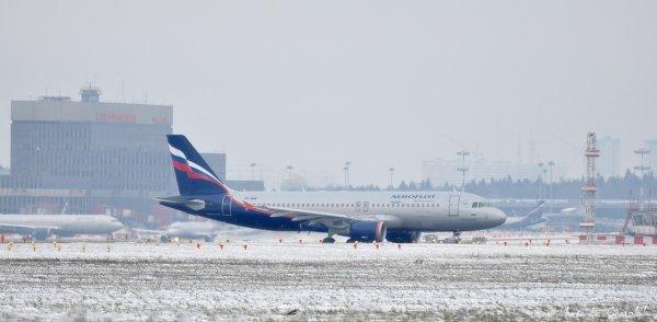 В Шереметьево отрицают нахождение крыла лайнера на посадочной полосе