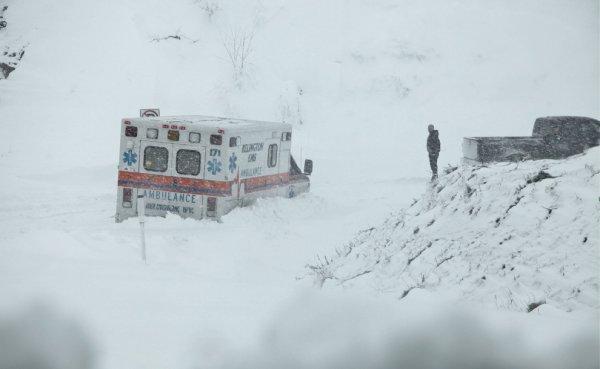 В Якутии после новогоднего корпоратива мужчина замерз насмерть