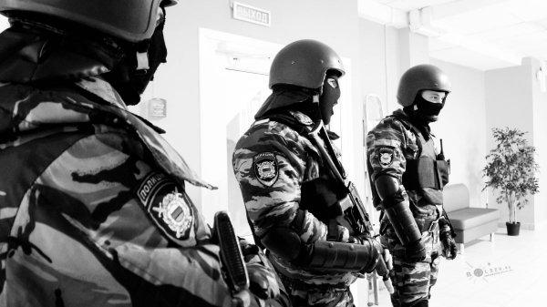 Полиция опровергла сведения о захвате заложников на фабрике «Меньшевик» в Москве