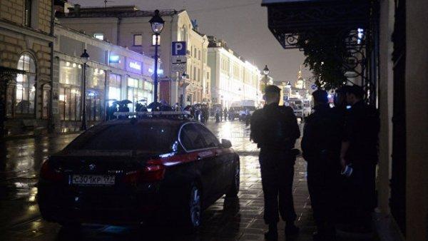 Жительница Петербурга про взрыв в супермаркете: было много крови