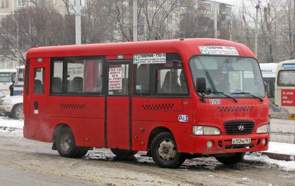 В Ростове водитель маршрутки избил монтировкой пьяного человека