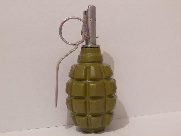 В Ростове во дворе на детской площадке нашли гранату