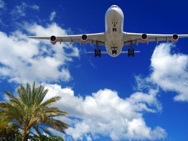 В Детройтский аэропорт вернулся самолет  из-за пассажира «зайца» внутри