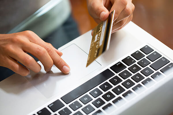 Оформление кредита, не выходя из дома