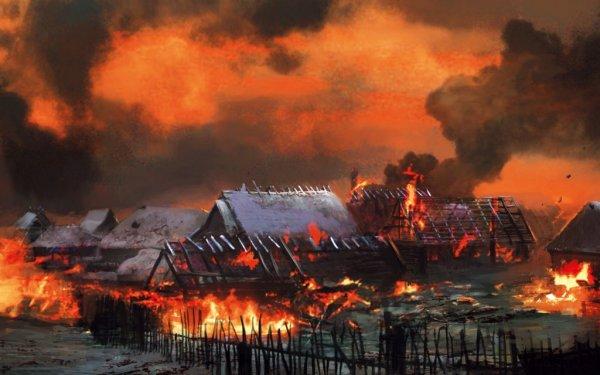 Престарелая жительница Чагоды сгорела насмерть в собственном доме