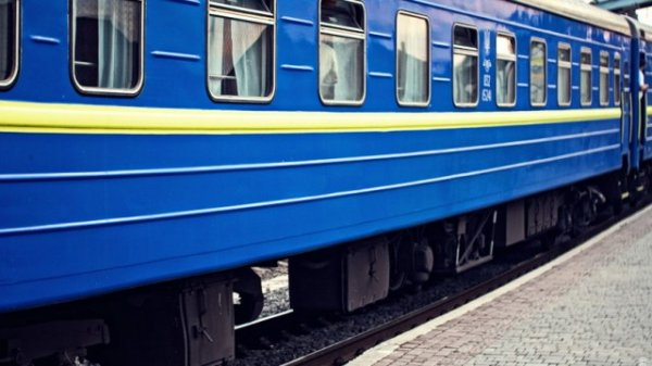 На Украине в следовавшем в Киев поезде произошло задымление