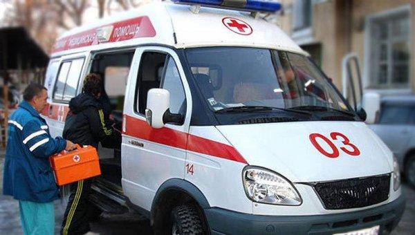 В Москве раненный ножом мужчина попытался добраться в больницу на трамвае