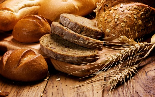 В Тюменской области хлеб собирали с земли для магазина