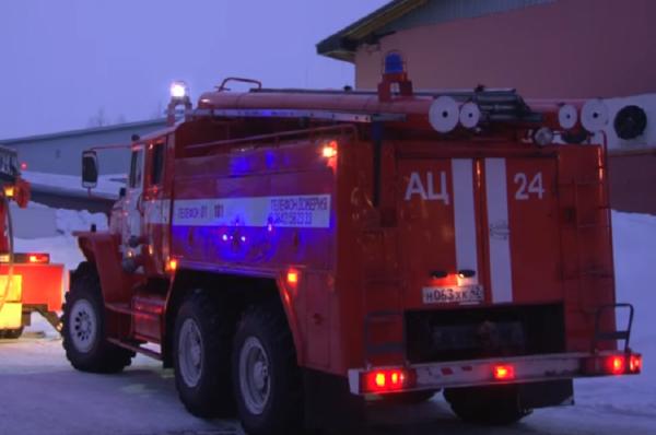 В Челябинской области в новогоднюю ночь погиб пенсионер с двумя внуками