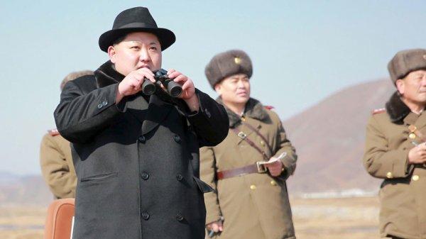 СМИ: В Северной Корее на город упала баллистическая ракета