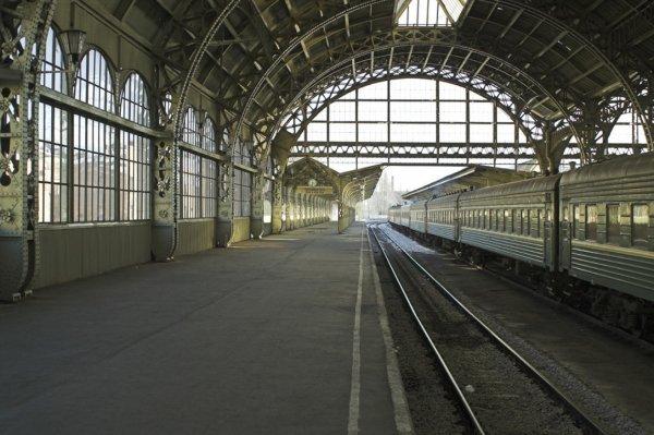 В Барнауле на вокзале задержали «танцора»