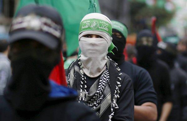 Один из лидеров ХАМАС получил огнестрельное ранение в голову