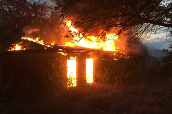 62-летний мужчина погиб дома при пожаре в Воронежской области