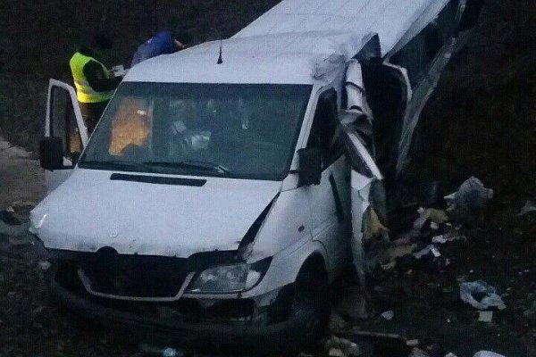 Под Курском в ДТП погибли трое граждан Украины