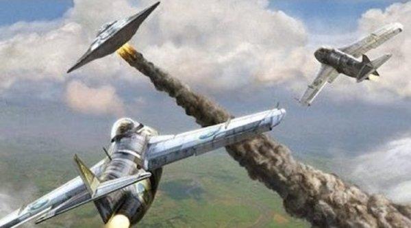 Объявлена повышенная готовность для ПВО В Москве из-за НЛО над МКАД