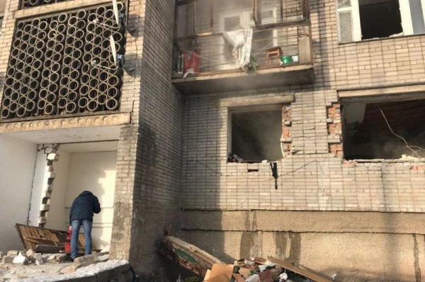 В СК озвучили основную версию причины взрыва газа в многоэтажке в Омске