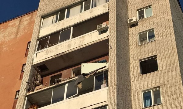 В Ростове из-за хлопка газа погиб человек
