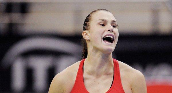 Белорусскую теннисистку задразнили стонами в Австралии