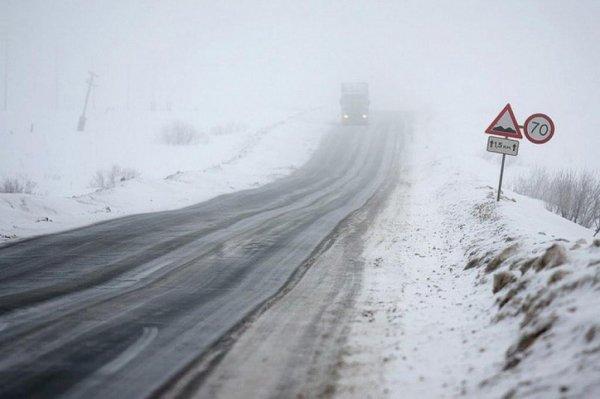 В Ростовской области из-за природных условий закрыли две автотрассы