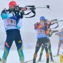 Биатлон, спринт, мужчины 19.01.2018, КМ 2017-2018 Антхольц: прямая онлайн трансляция
