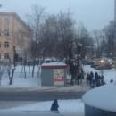 В Перми проходит эвакуация школы