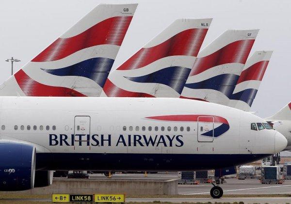 Пилота British Airways за несколько минут до взлёта арестовали пьяным