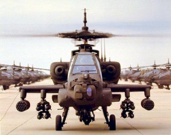 В Калифорнии при падении вертолета ВВС США погибли два летчика