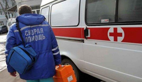 В Москве водитель автобуса умер прямо за рулём