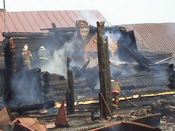 Во Владимирской области злоумышленники живьем сожгли двух пенсионеров