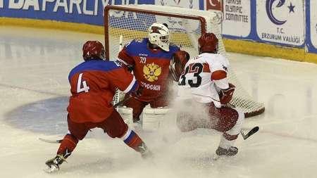 Озвучен состав мужской сборной России по хоккею на ОИ-2018