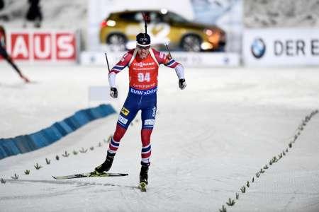 Биатлон. Чемпионат Европы 2018. Спринт 10 км, мужчины 26.01.2018: прямая онлайн трансляция