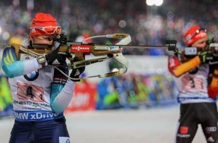 Биатлон. Чемпионат Европы 2018. Спринт 7,5 км, женщины 26.01.2018: прямая онлайн трансляция