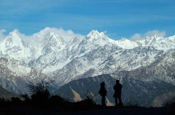 Польский и французский альпинисты застряли в Гималаях на высоте 7,4 тысячи метров