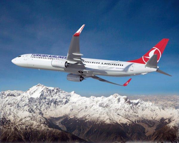 Самолет Турция – Москва развернулся из-за технических проблем