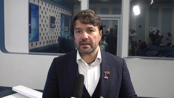 В КПРФ отозвались о драке Сванидзе и Шевченко