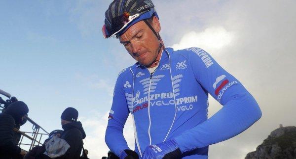 Велогонщика из РФ Сергея Лагутина сбила машина в Италии