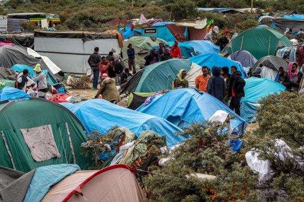 Теракт произошёл в лагере беженцев в Нигерии