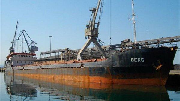 Возле Крыма потерпело крушение турецкое судно под молдавским флагом