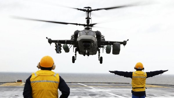 Во Франции погибли пять человек из-за крушения двух военных вертолётов