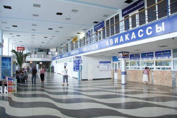 Кубанского дебошира сняли с самолета в Симферополе