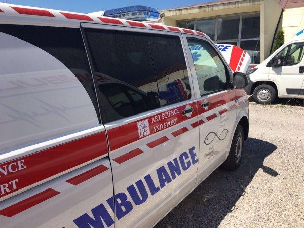 В Сербии в ДТП с участием автобуса и грузовика пострадали 14 человек
