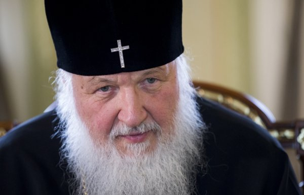 Патриарх Кирилл молится о жертвах крушения лайнера Ан-148 в Подмосковье