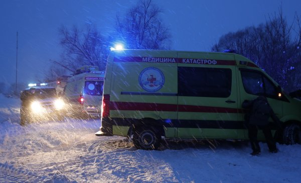 Спасательные работы на месте крушения Ан-148 продлятся неделю