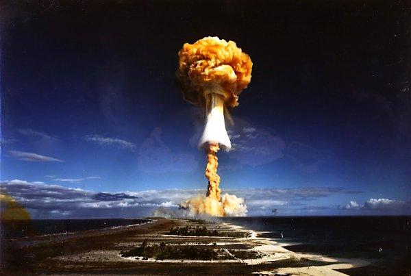 Сельский житель принял крушение Ан-148 за ядерный взрыв